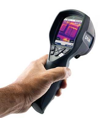 caméra thermique utilisation