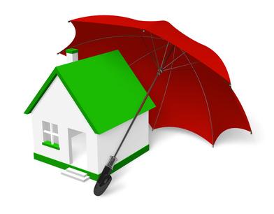 infiltrométrie maison parapluie