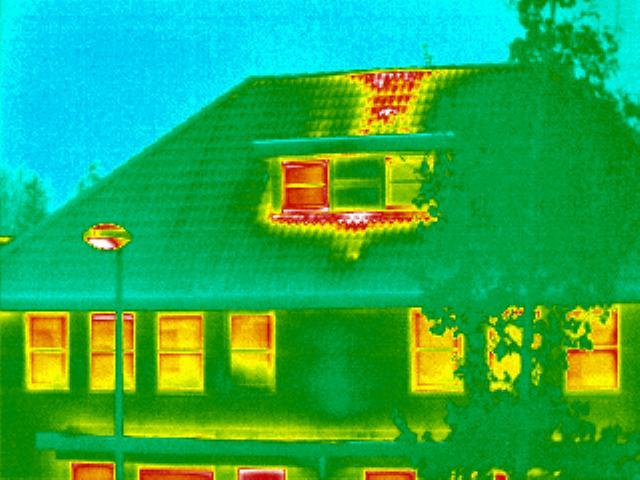 probleme isolation d'un toit