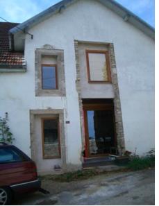 infiltrométrie en Franche-Comté
